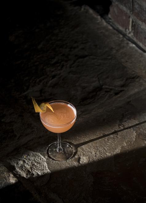 Dragon Ball Cocktail
